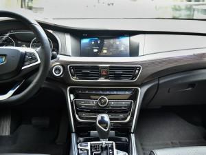 吉利汽车 博瑞 2017款 1.8T 旗舰型