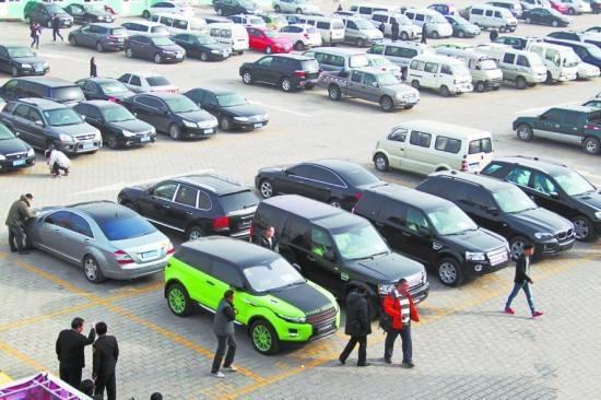 去年汽车产销增速回落 乘用车增速系2008年以来最低
