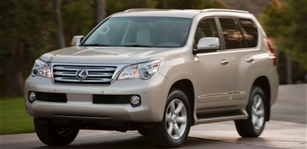 安全气囊存隐患 丰田召回部分雷克萨斯IS、GX系列汽车