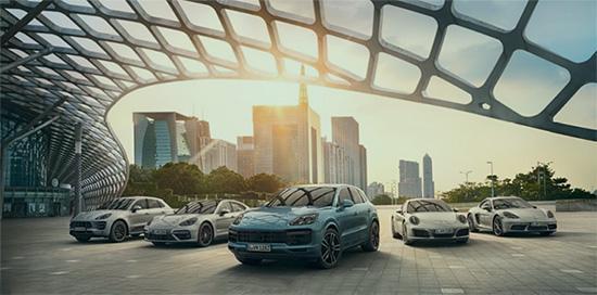 SUV占在华销量八成 保时捷还将发布全新SUV