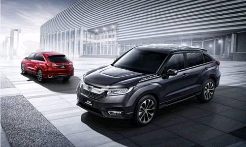 """冠道(AVANCIER)的导入,进一步完善广汽本田在SUV领域的产品矩阵,成为继雅阁、飞度、凌派、缤智后的第五大支柱车型。冠道(AVANCIER)将与缤智""""强强联合"""",共同提升广汽本田在SUV市场的竞争实力。"""