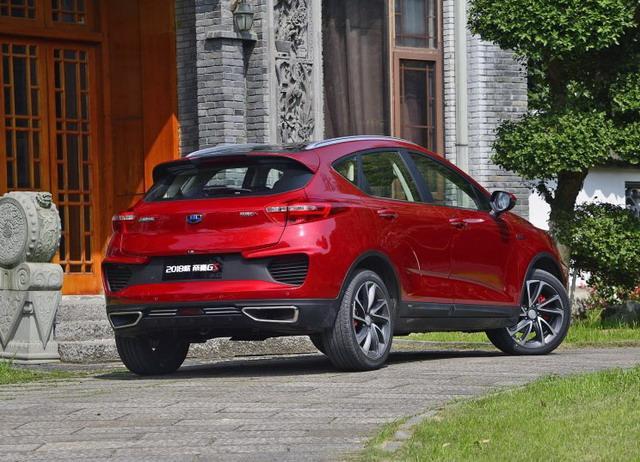 新款吉利帝豪GS搭全新动力 于4月20日上市