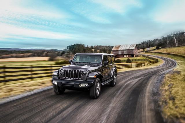 全新一代Jeep牧马人 将于北京车展亮相