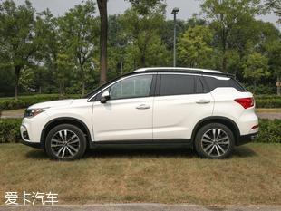 杰出的性价比 月销前4的国产紧凑级SUV