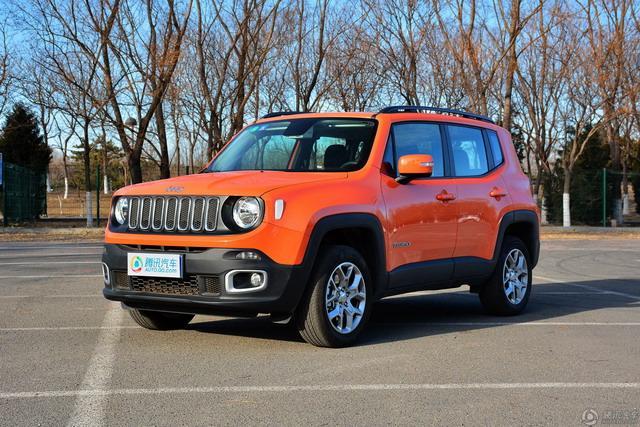 2018款Jeep自由侠上市 售价13.48-19.08万