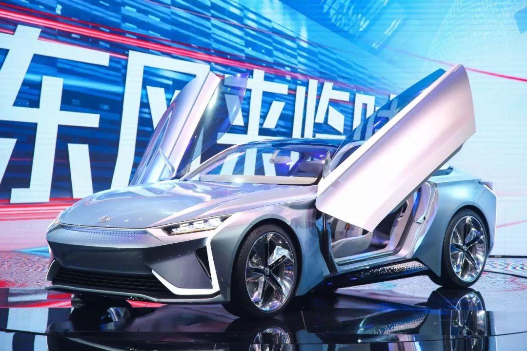东风发布品牌战略 计划2025年全球销量230万辆
