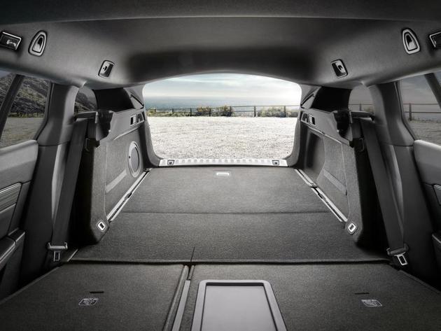 全新标致508 SW官图正式发布 空间多变/车身变矮
