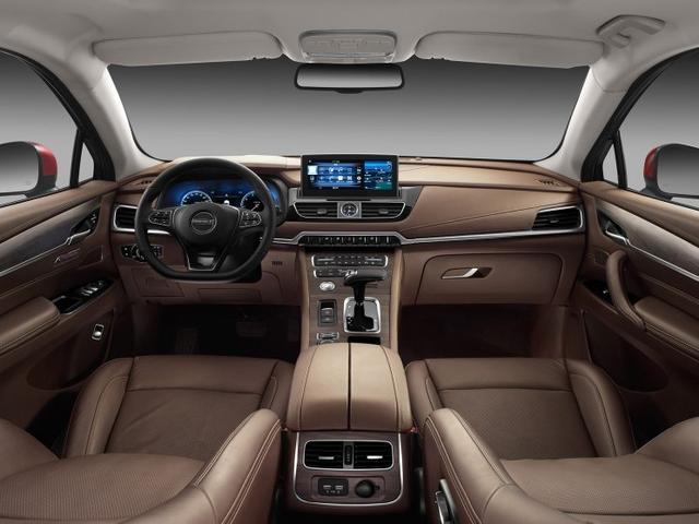 8月上市/定位轿跑SUV 比速T7官图发布