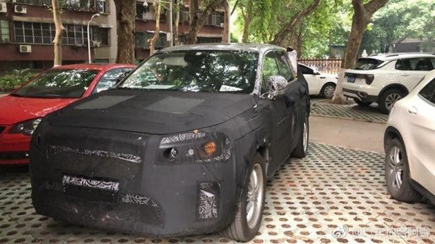车和家全新SUV谍照 7座设计/或采用增程式动力