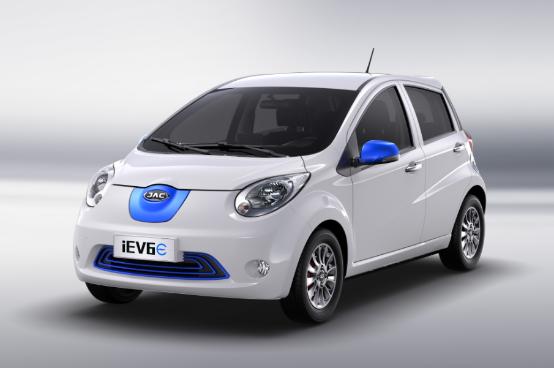 iEV6E运动版&升级版将于6月26日网络上市 最大续航390公里