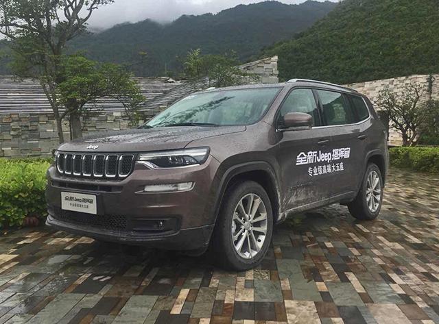 售25.98-31.58万元 Jeep全新指挥官上市