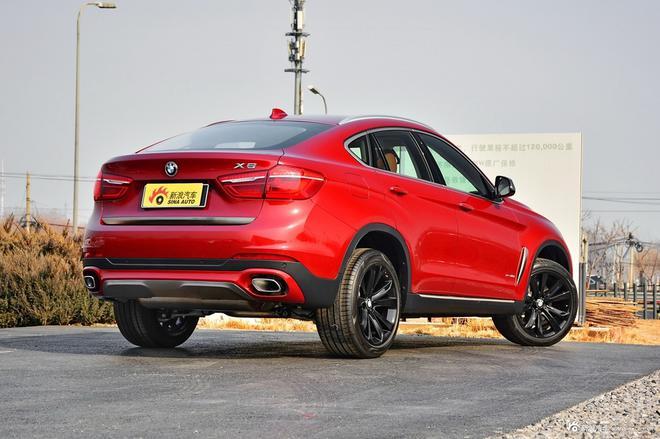 宝马在华提高X5和X6车型售价 涨幅为4%至7%