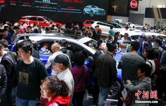 7月中国汽车经销商库存预警指数为53.9% 环比降5.3个百分点