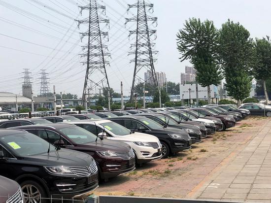 林肯销量下滑32.8% 4S店库存积压车超16个月